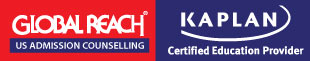 Global Reach Kaplan Certified Education Provider Logo